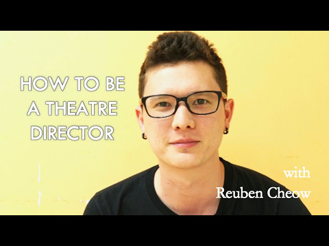 Tips for theatre directors