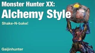 Monster Hunter XX: Alchemy Style
