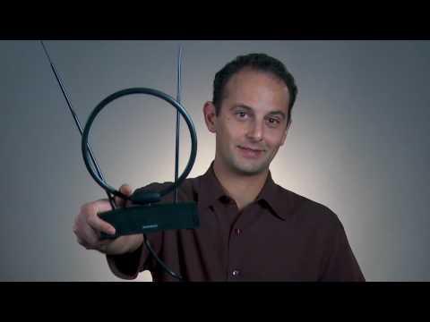 rv antenna hookup