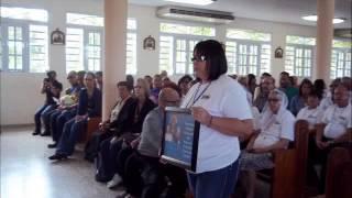 Primera Misa De Envío Misioneros Del Rosario Viviente Pr