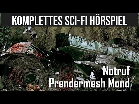 Zukunfts-Chroniken - Notruf Prendermesh Mond - Komplettes Science Fiction Hörspiel