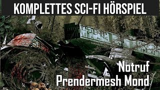 Zukunfts-Chroniken - Notruf Prendermesh Mond - Komplettes Science Fiction Hörspiel