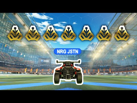 1 Pro vs 7 Golds (Impossible Rocket League Challenge) - SunlessKhan