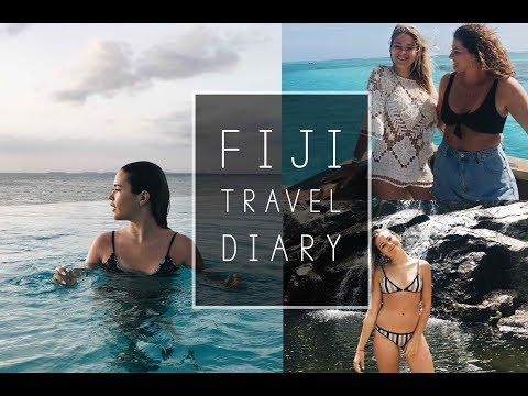 Fiji Travel Diary | Cloud 9, Momi Sand Bar, Ziplining & More!