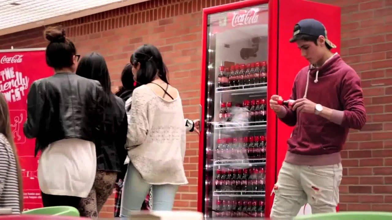 Super Variante um Mädels anzuquatschen – Wo bekomme ich diese Coca Cola Flaschen her?