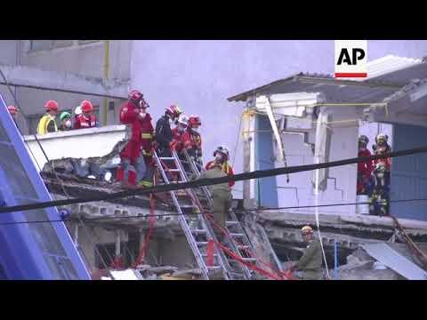 Mexico earthquake: 7.4 magnitude quake hits Oaxaca, prompts ...