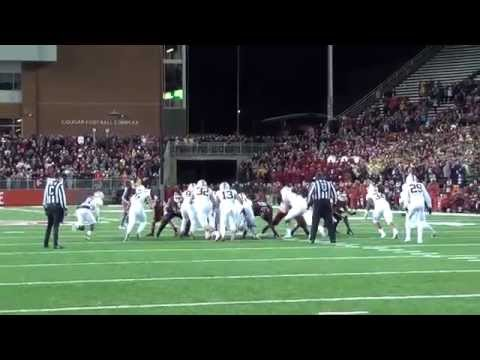 Stanford vs. WSU missed field goal 10/31
