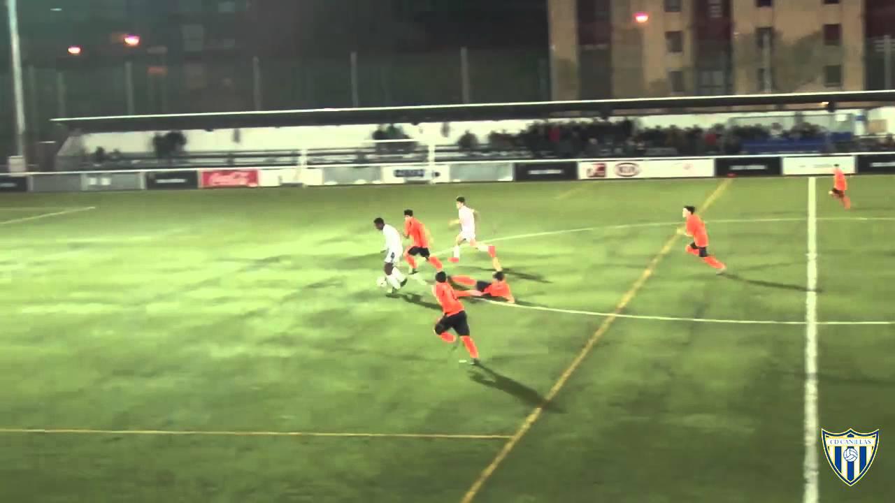 Resumen Infantil D Ad Sporting San Fernando De Henares A Youtube