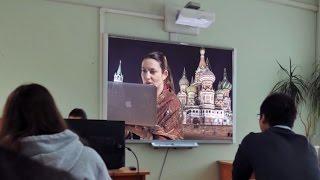 Дистанционный ассистент преподавателя русского языка как иностранного