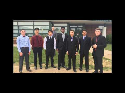 Mark Twain Middle School:  8th Grade Dance Messages 2020