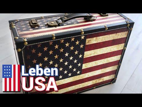 Auswandern In Die USA: So Geht's!