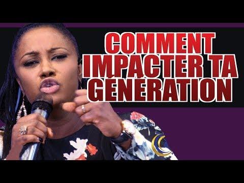 Comment impacter ta génération - Ev. Lise MANZAMBI - CASARHEMA