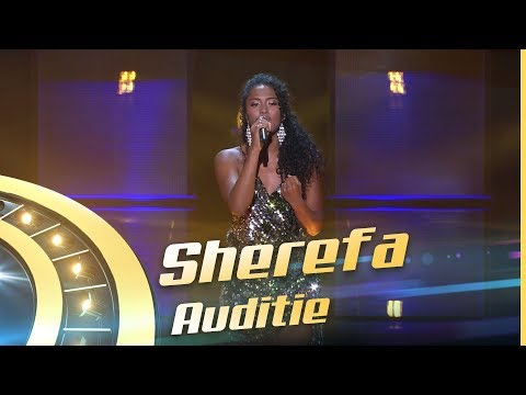 SHEREFA - California Dreaming  DanceSing  Audities
