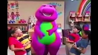 Watch Barney The Library video