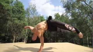 Gambar cover Capoeira Flow - Fabio Santos