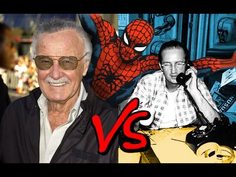I Met Steve Ditko - Co-Creator of SPIDER-MAN Homecoming Stan Lee trailer  TV Spot
