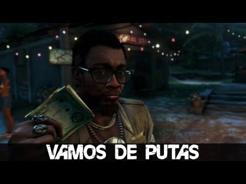 prostitutas far cry poligonos de prostitutas