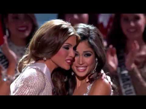 Miss Universe 2013   Crowning Moment   Gabriela Isler