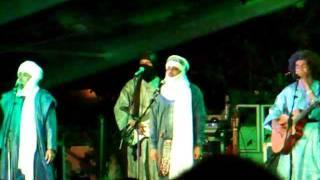 Tinariwen - Imidiwan Win Sahara, Moseley Folk Festival, Birmingham, England, 3rd September 2011