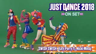 Just dance katy perry swich swich(ft.Nicki minaj