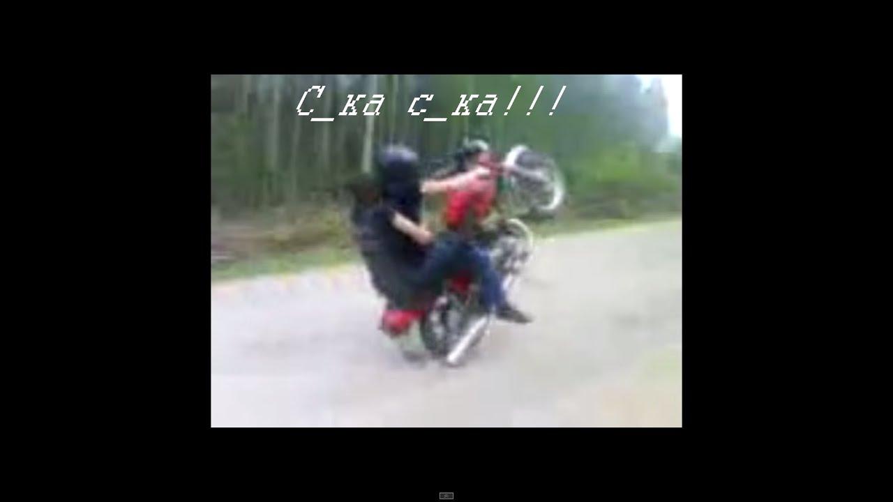 приколы на Мотоциклах Урал #9