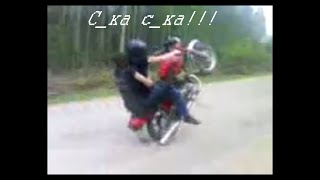 Сборник мото приколов 2.Мотоциклы ИЖ.