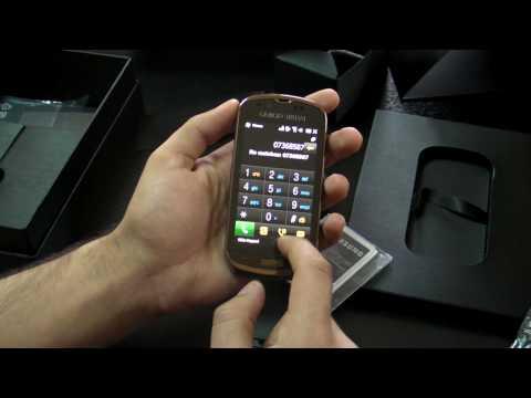Samsung B7620 Giorgio Armani Review HD ( in Romana ) - www.TelefonulTau.eu -