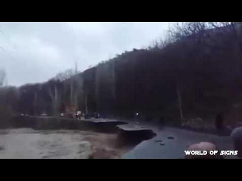 Floods and landslides in Iran and Azerbaijan 17.04.2017