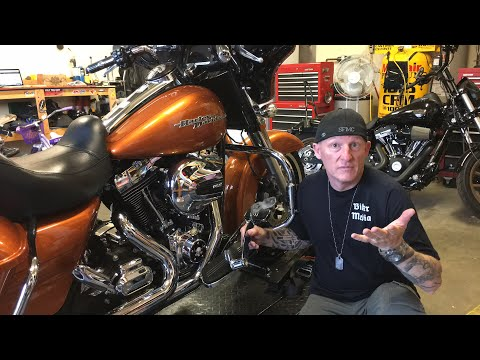 Install Kuryakyn Extended Harley Brake Pedal-Is it worth it? Safety?