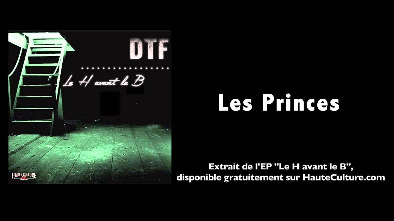 album dtf les princes