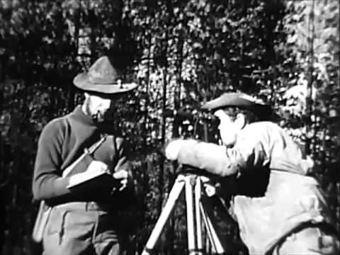 HIGHWAY TO ALASKA (1942) - MILITARY SUPPLIES TO ALASKA - CharlieDeanArchives / Archival Footage