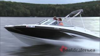 2012 Yamaha SX190 Sport Boat Review