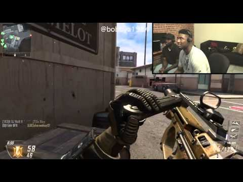 Call of Duty Commentary Roy Hibbert Plays Black Ops II With Bobbya1984