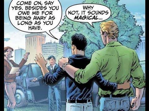 LGBT Comic Characters