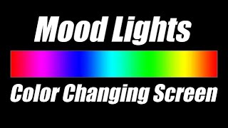 Color Changing Led Lights | Relaxing Mood Live 24/7
