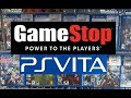 Does Gamestop Still Support The PS Vita? Let's Find Out!