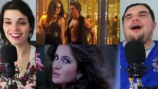 Bang Bang Title Track Full Video Reaction | BANG BANG | Hrithik Roshan Katrina Kaif | Vishal Shekhar