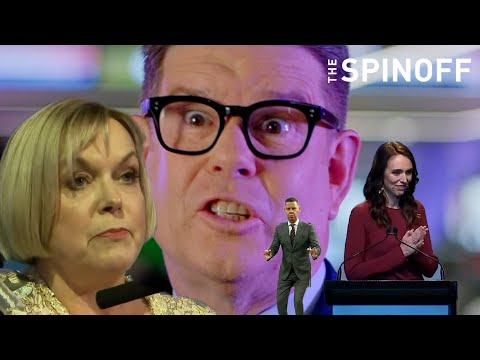Election 2020 – live TV's biggest night of the year | The Spinoff