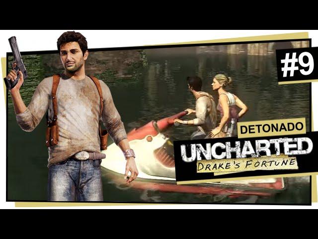 Uncharted #9 - Visita à torre / Uncharted: Drake\'s Fortune (Português)