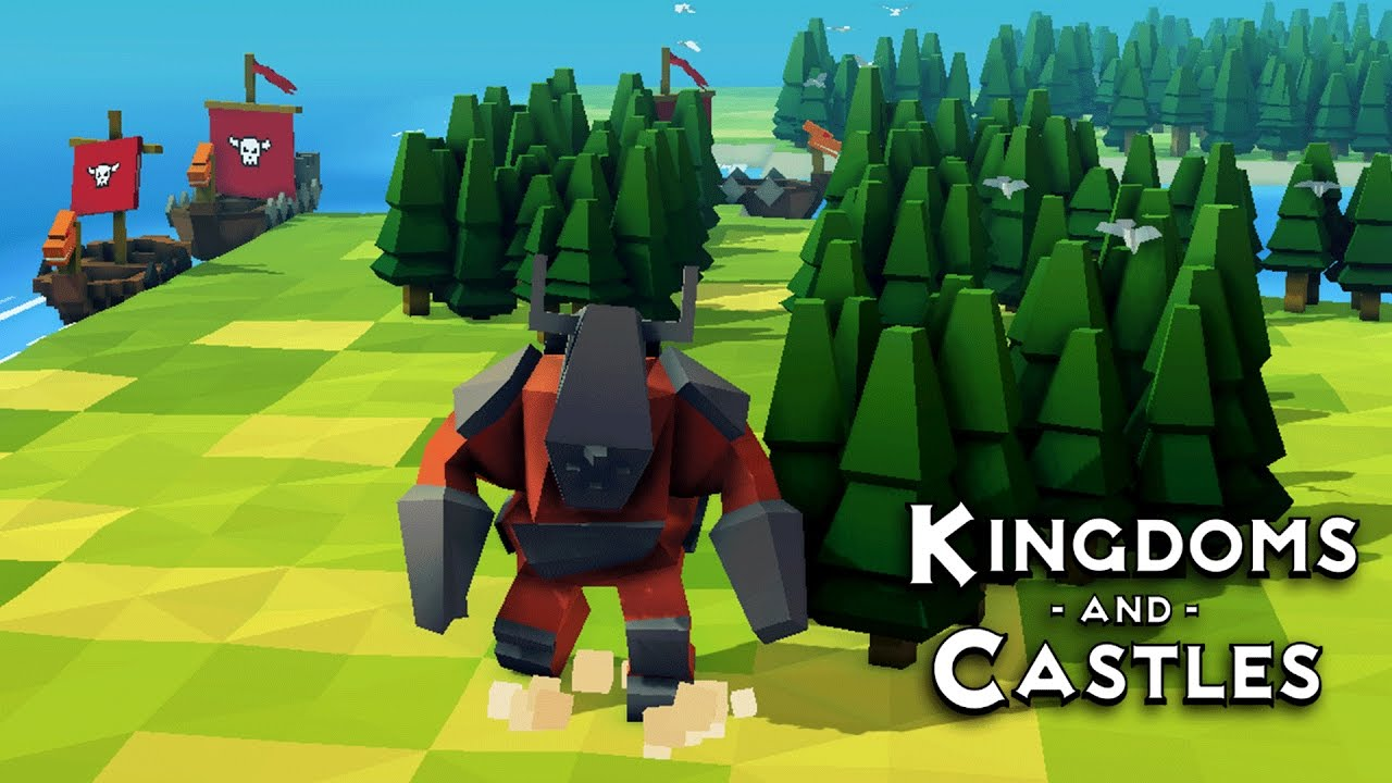 Kingdoms And Castles GIANTS The Grand Viking Invasion