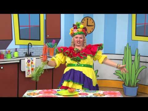 Madame Fruitée danse : Carotte