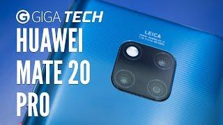 HUAWEI MATE 20 PRO im Hands-On (deutsch): Triple-Cam und kabelloses Laden … anderer Handys – GIGA.DE