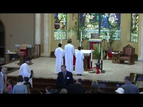 04-09-17 1145am Sunday Morning Mass