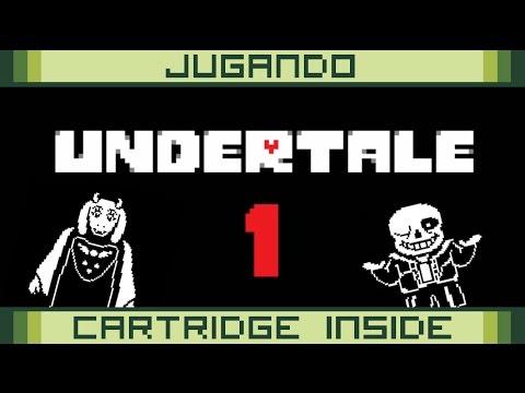 Jugando: Undertale - #1 - Toma de contacto y primeros puzzles