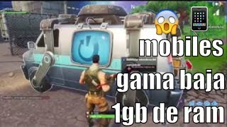 Play fortnite without excuses mobiles and tvbox low end 1gb of ram with geforce now for free