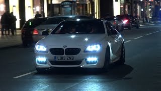 BMW 640i Coupe F13 w/ LOUD Decatted Exhaust!