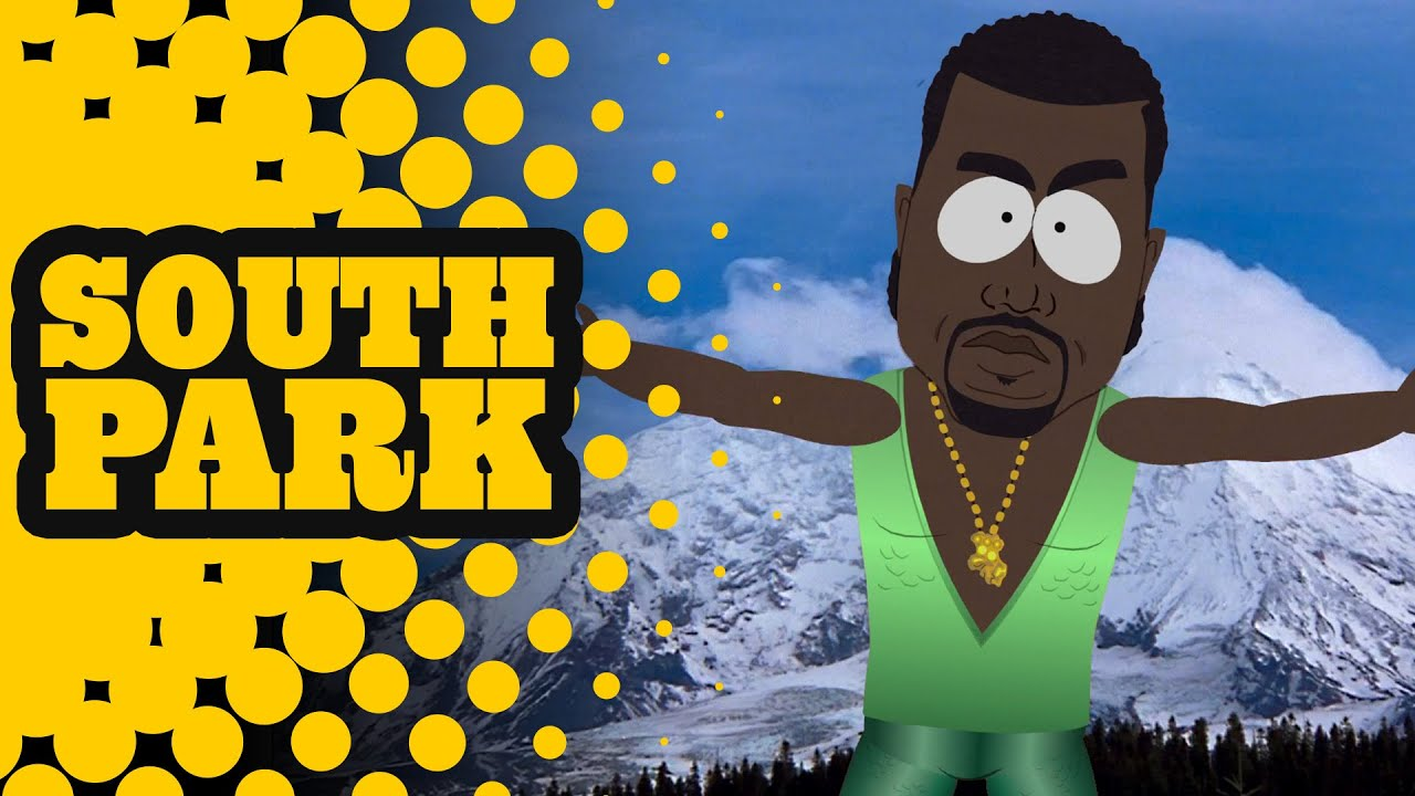 """Kanye West - """"My Girl Ain't No Hobbit"""" (Music Video) - SOUTH PARK"""
