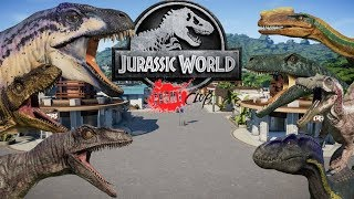 JURASSIC WORLD FIGHT CLUB!! | #1 S1
