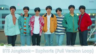 BTS Jungkook (정국) - Euphoria [FULL VERSION] 1 Hour Loop