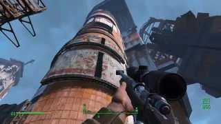 Fallout 4 046 - Церковь Троицы